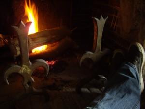 step fire
