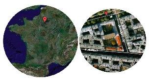 Advancia Paris France MAP